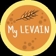 My Levain, Vente de Levain Bio 100% Naturel Logo