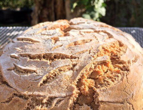 Recette Pain au levain naturel – Farine Mix bio sans gluten (riz, sarrasin, psyllium)